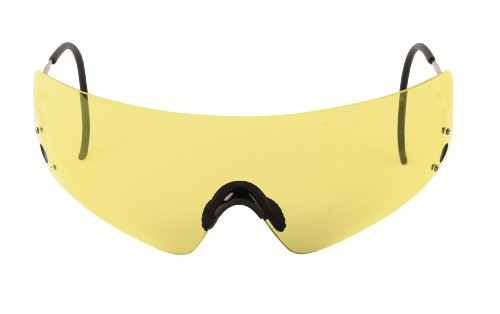 BERETTA Race - Gafas de Tiro, Color Amarillo
