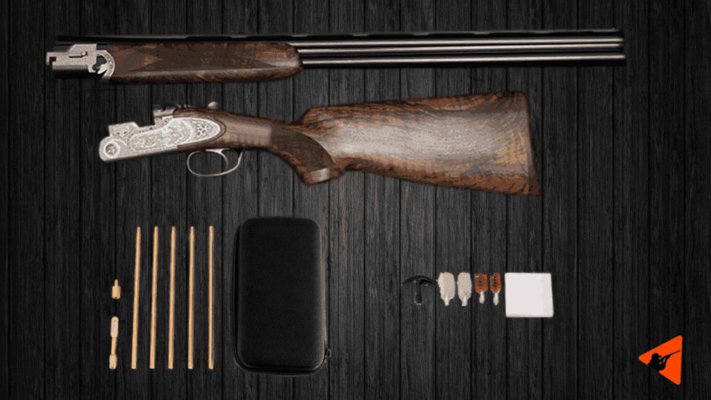 guia de como limpiar una escopeta paso a paso